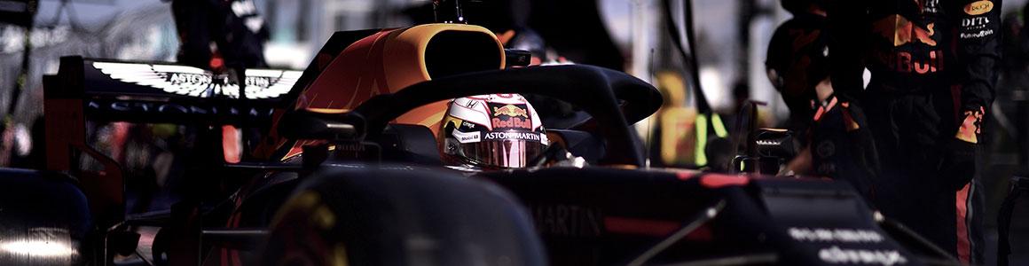 Australian Formula 1 Grand Prix Digital Experience