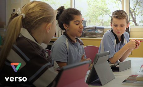 Helping an Australian start-up revolutionise global education