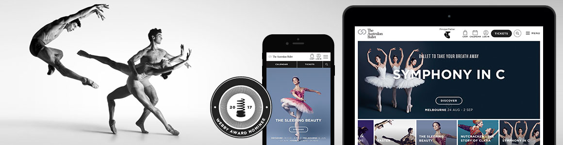 Digital Experience and Transformation of the Australian Ballet