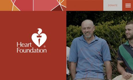 Heart Foundation of Australia Strategy, Customer and Digital Experience