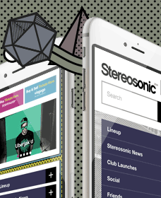 Stereosonic Festival Website