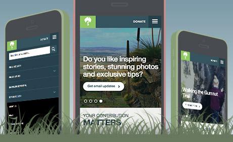 Greening Australia's Digital Presence