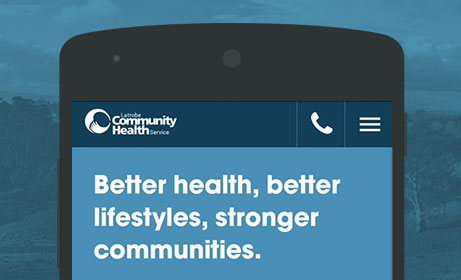 LCHS Mobile Friendly Website