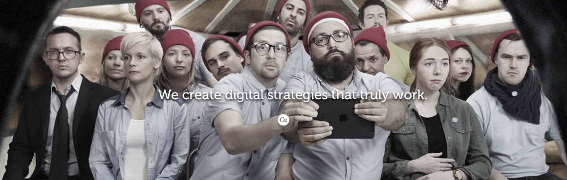 User experience digital strategies